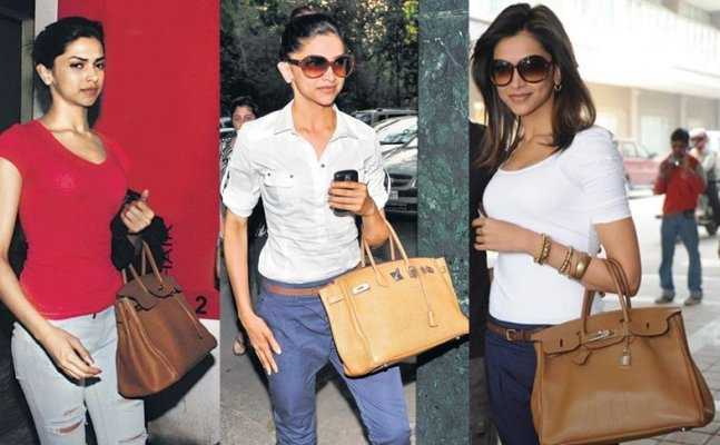 Deepika Padukone's handbag's cost can buy you a car