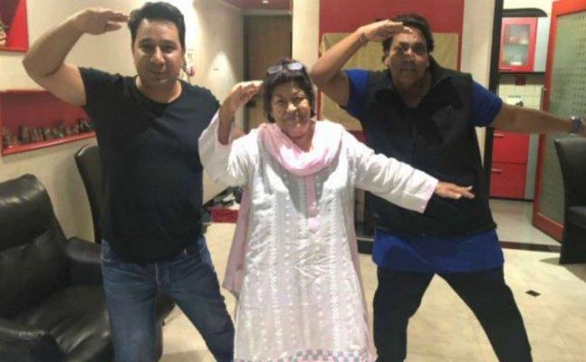 Ahmed Khan on 'Ek Do Teen': Saroj ji called me and praised our efforts