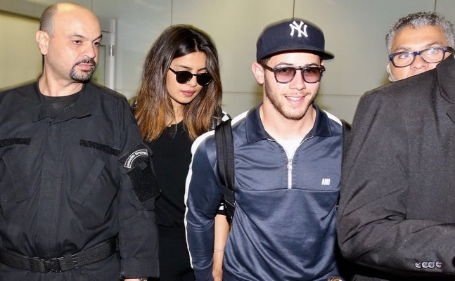 Priyanka Chopra and Nick Jonas head to Brazil to attend Nick's VillaMix Festival