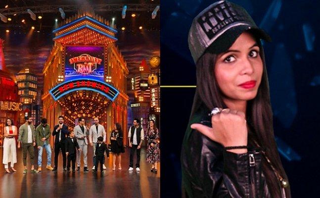 Dhinchak Pooja bags TV  show
