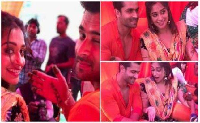 See pics and videos: Dipika Kakar-Shoaib Ibrahim's pre-wedding ceremonies