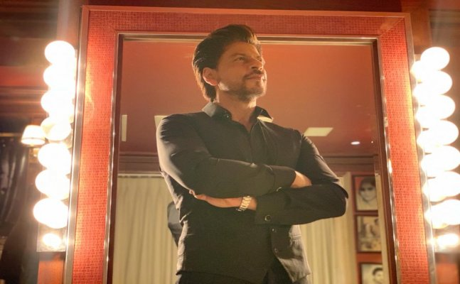 Gandhi Jayanti 2018: SRK shares his video supporting Swachh Bharat Campaign