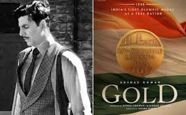 'Gold' new poster: Akshay Kumar's pre-independence look is unmissable