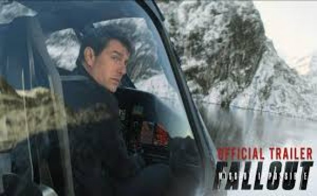 Mission Impossible: Fallout trailer- Tom Cruise's action sequences are unmissable