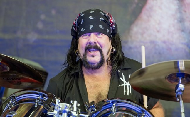 Drummer Vinnie Paul passed away at 54