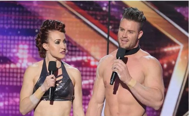 America's Got Talent: Couple's daring act goes horribly wrong