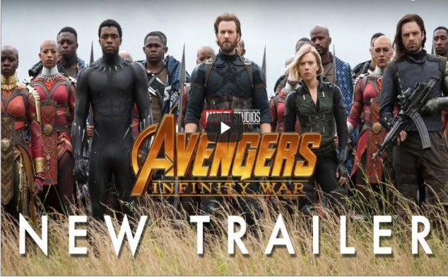 Avengers Infinity War's final trailer is a sneak peak to devastation