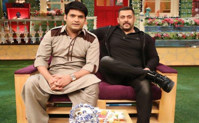 कपिल शर्मा को मिला सलमान खान का साथ, सलमान की इस फिल्म में आयेंगे नजर !