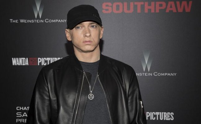 Eminem's rap from 2010 'Not Afraid' for Donald Trump is going viral online
