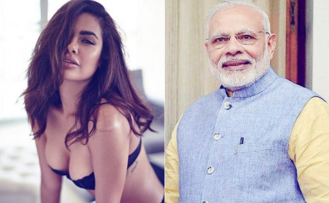 Esha Gupta pens down an open letter to PM Modi