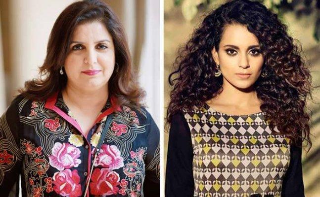 Farah Khan denies slamming Kangana Ranaut: I've been misquoted