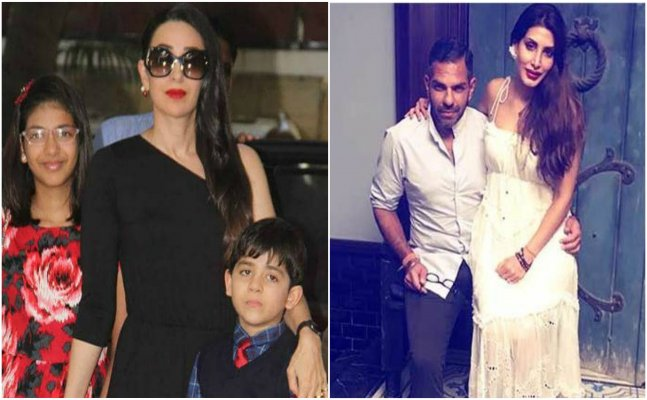 Karisma Kapoor's ex-husband Sunjay Kapur's wife Priya is expecting their first child