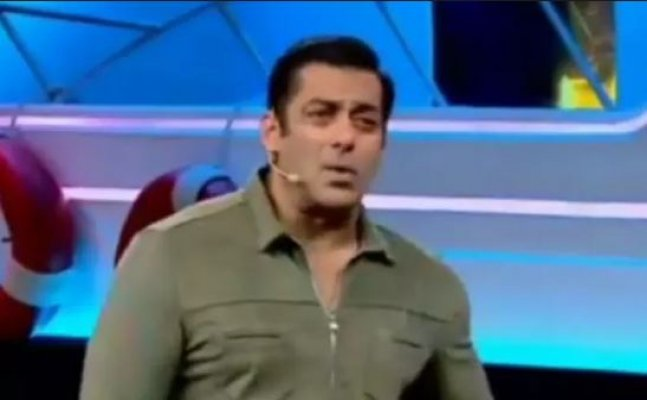 Bigg Boss 12: Salman Khan gets upset at first 'Weekend Ka Vaar' promo