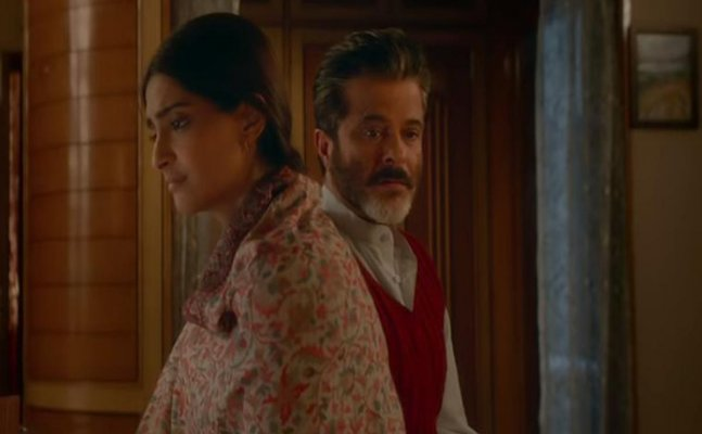 Anil and Sonam Kapoor starrer 'Ek Ladki Ko Dekha Toh Aisa Laga' teaser is out
