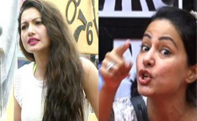 BB 11: Gauhar Khan SLAMS Hina Khan for 'double standards'