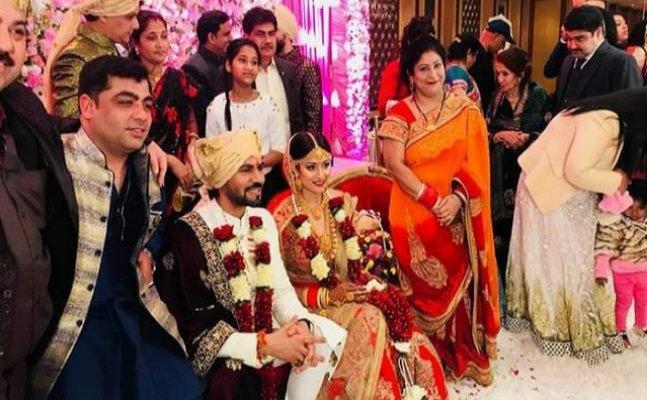 Mouni Roy's ex Gaurav Chopra gets married secretly