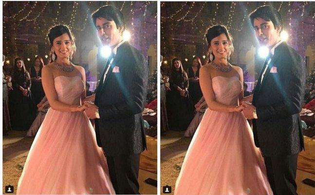 See pics: Gautam Rode-Pankhuri Awasthy look stunning together in pre-wedding functions