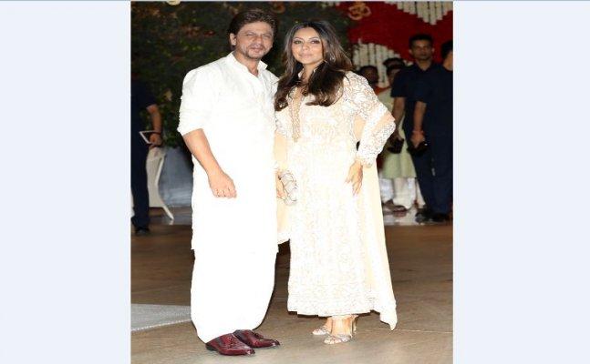 Salman, Aamir, SRK; Celebs spotted at Ambani's Ganesh Utsav celebration