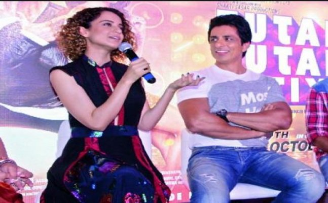 Manikarnika Controversy: Sonu Sood clarifies about the whole incident with Kangana Ranaut