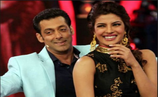 Salman Khan: Priyanka called Arpita 1000 times to work with me
