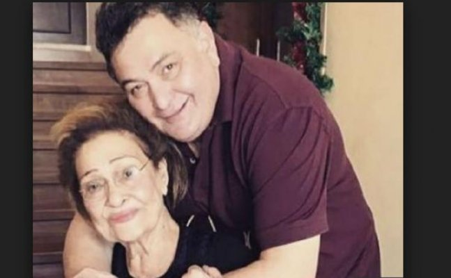 Rishi Kapoor to leave his treatment midway for mother's last rites