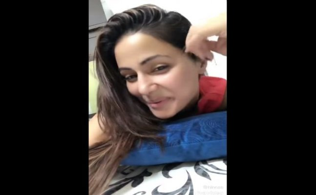 After Alia Bhatt's 'Dilbaro' Hina Khan sings' Sonakshi's 'Sawar loon'