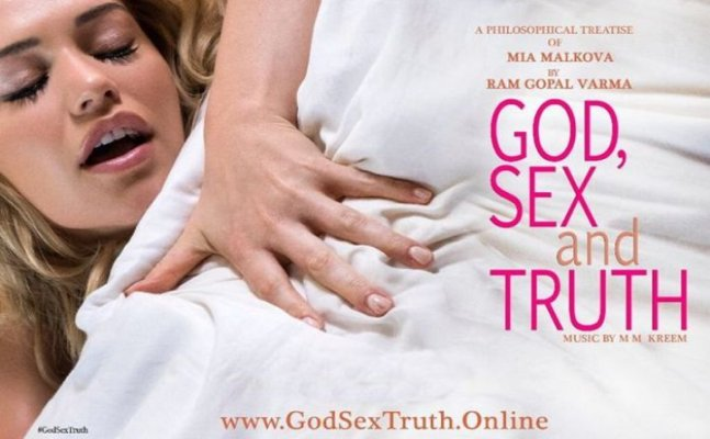 Ram Gopal Varma's porno film 'God, Sex And Truth' to land him in jail