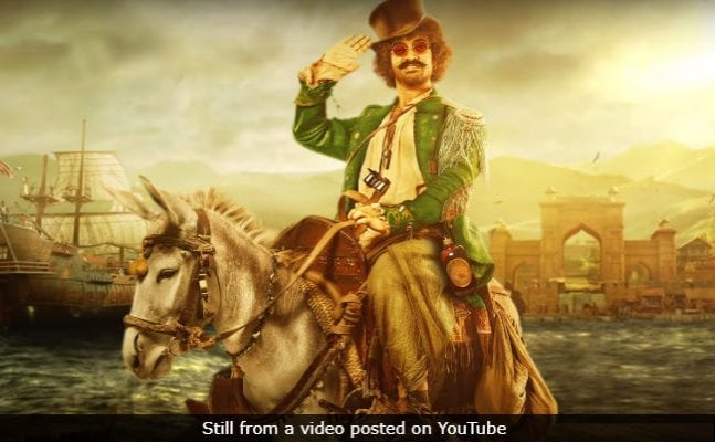 Aamir Khan to Big B; Check out all the teasers of 'Thugs Of Hindostan'