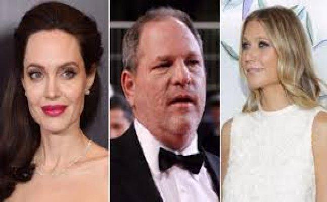 Angelina Jolie, Gwyneth Paltrow's shocking revelations: Harvey Weinstein sexually harassed them