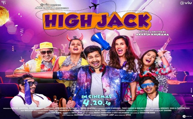 Sumeet Vyas starrer Hijack's trailer is trippy AF!