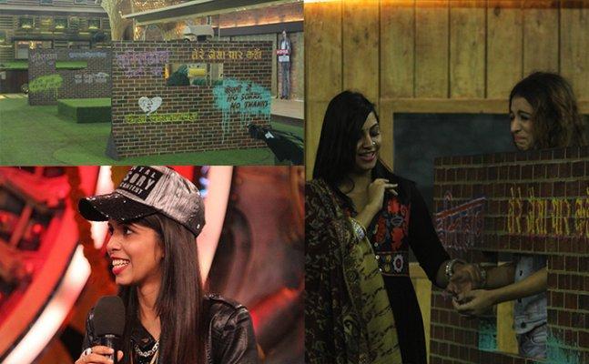 Bigg Boss 11 October 23: Hina-Akash get into ugly brawl