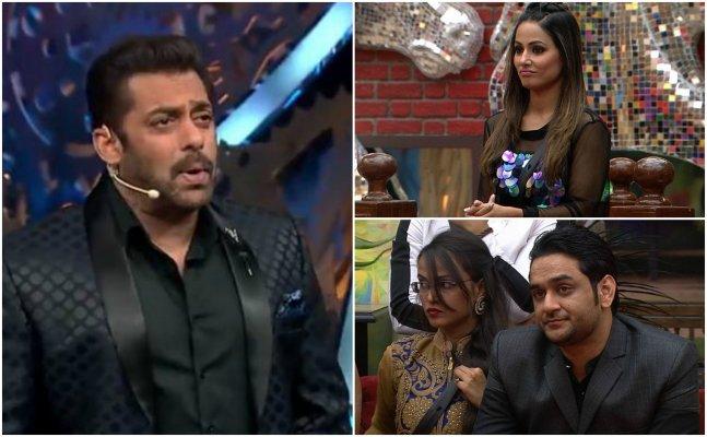 Bigg Boss 11 Episode 13: Hina Khan & Vikas Gupta safe from eviction