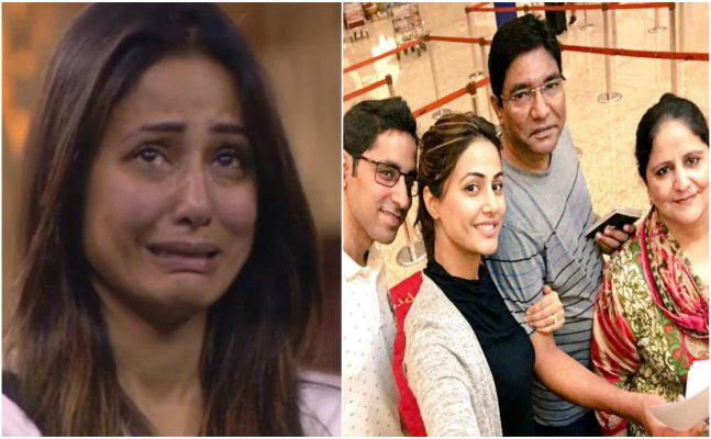 Bigg Boss 11: Hina Khan abused, her family reacts