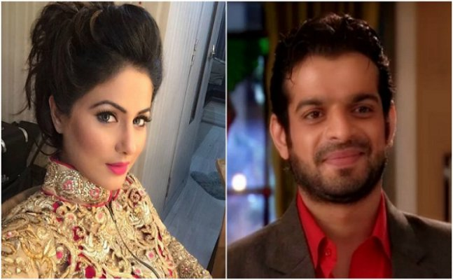 Bigg Boss 11: Karan Patel shares Hina Khan's 'Graceful' mashup; twitteratis left in splits