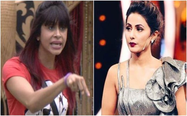 Exclusive: Kishwer Merchant says Hina Khan is a double-faced contestant of Bigg Boss 11