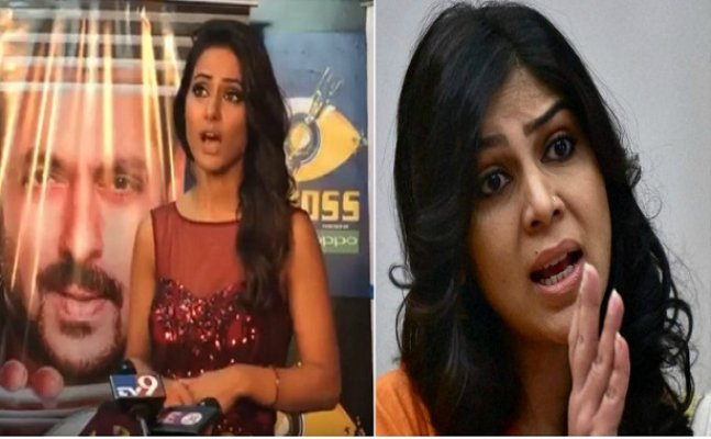 This is what Hina has to say about Sakshi Tanwar statement