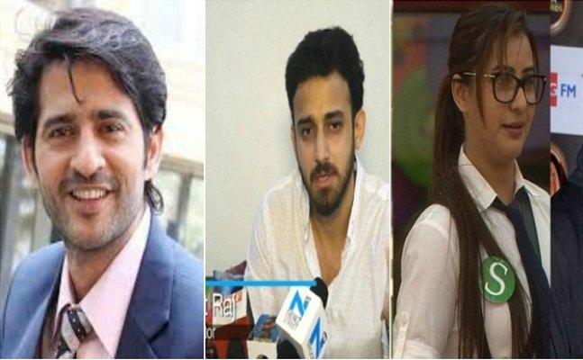 Shilpa Shinde's ex-fiance Romit Raj: Hiten & Hina Khan are strong contenders