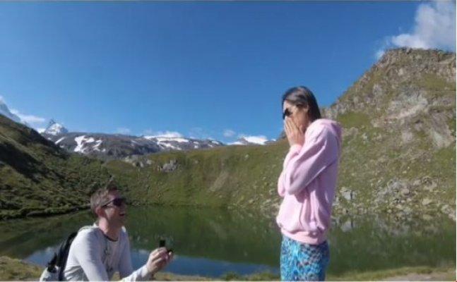 WATCH: Bruna Abdullah gets surprise dreamy proposal