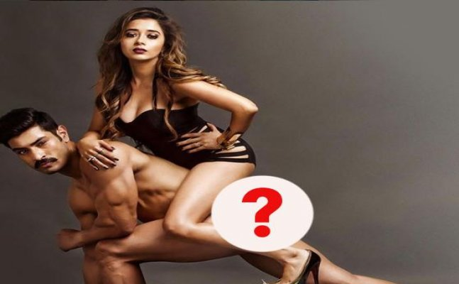 Tina Datta poses with a nude Ankit Bhatia for a bold photoshoot