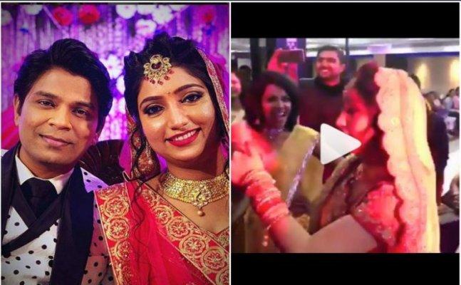 Singer Ankit Tiwari's wife is Indian Shakira!!