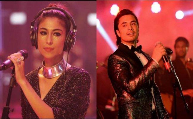 SHOCKING! Ali Zafar accused of sexual harassment by Pakistani singer Meesha Shafi