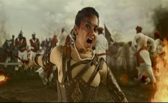 'Manikarnika' Teaser out: Kangana Ranaut is back with a power-packed performance