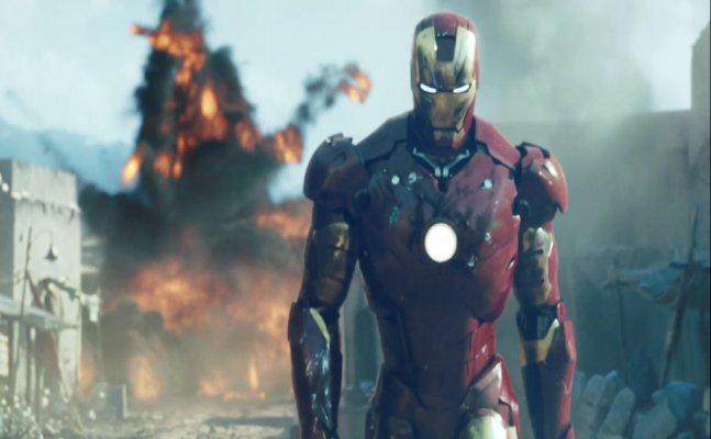 SHOCKING! Robert Downey Jr's original Iron Man suit stolen