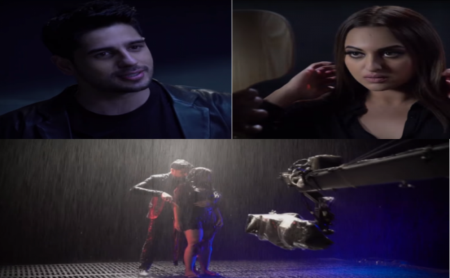 'Ittefaq': Sonakshi uncomfortable doing intimate scenes with Sidharth Malhotra