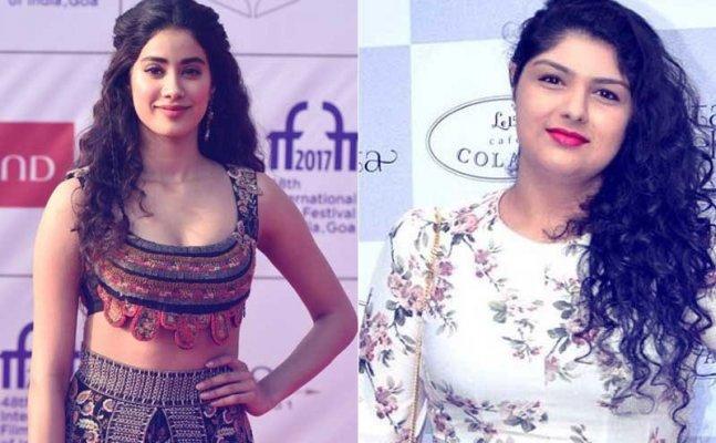 Janhvi Kapoor starts following step-sister Anshula on Instagram