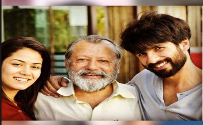 Pankaj Kapoor on Shahid's baby boy: His family is complete now