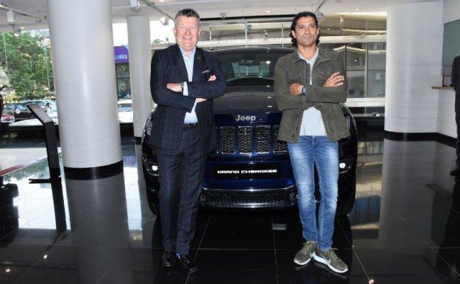 Farhan Akhtar gifts himself Jeep Grand Cherokee