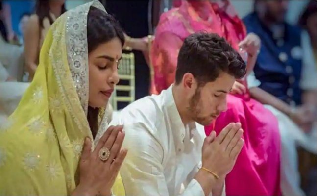 Priyanka Chopra's mom says Nick Jonas chanted mantras perfectly in Sanskrit