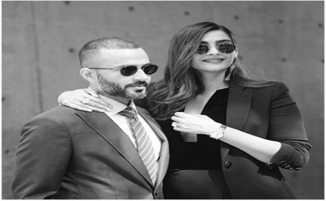 Pics: Sonam Kapoor and Anand Ahuja look magnificent at Milan Fashion Week