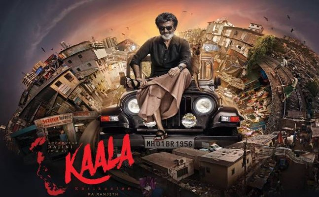 Rajinikanth's 'Kaala' teaser released